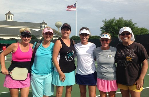 Pickleball Pro Exhibition