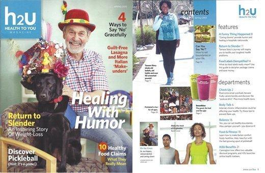 H2U Magazine