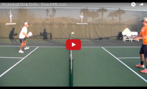 Dinking Strategy Pickleball