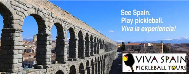 VIVA Spain pickleball tour