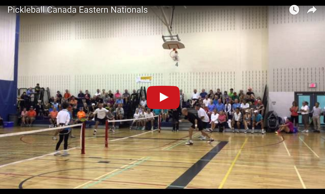2015 Pickleball Canada Eastern Nationals