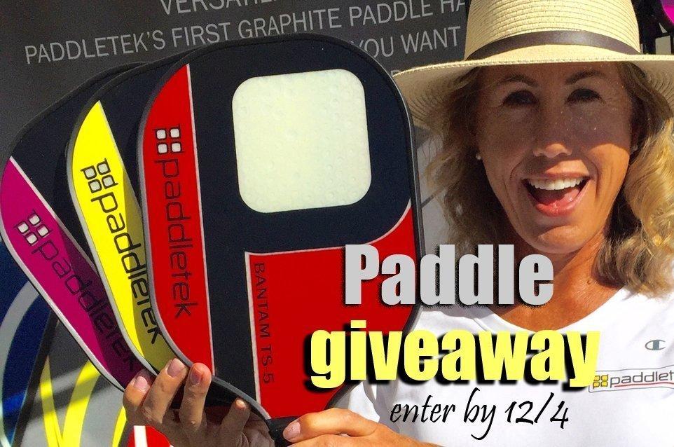 Bantam Paddletek Paddle
