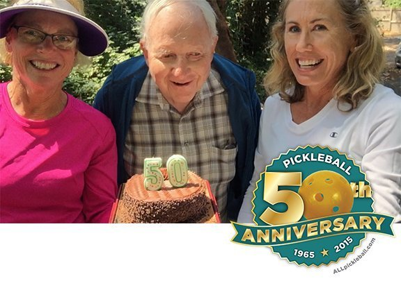 50 Years of Pickleball