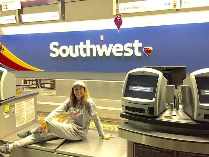 southwest travel