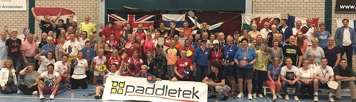 International Pickleball Tournament 2016