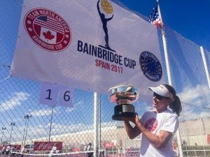 Bainbridge Cup in Spain