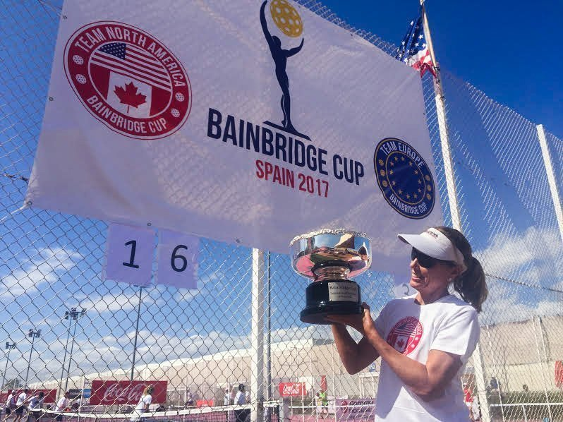 Pickleball Bainbridge Cup in Spain