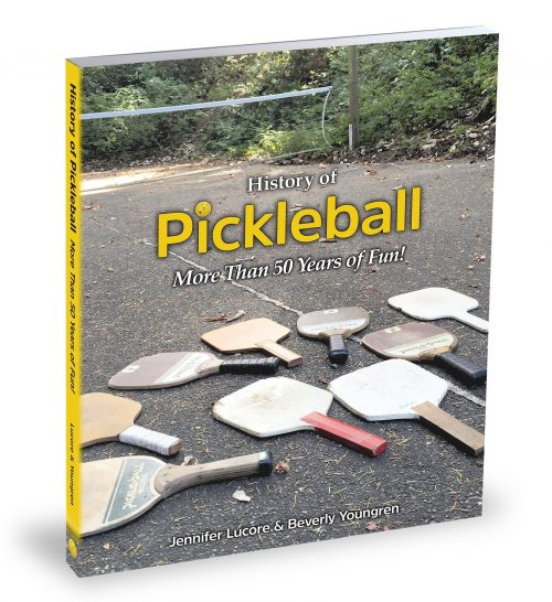 History of Pickleball Book
