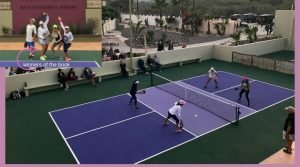 pickleball in baja