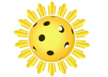 Pickleball Sun